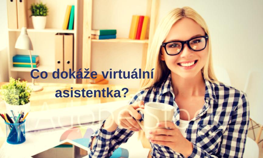 asistentka pro podnikatele